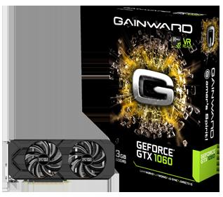 GAINWARD GeForce GTX 1060 Series-the Perfect Choice for High