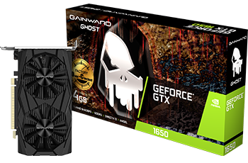 GAINWARD GeForce® GTX 1650 Ti Series - the New Supercharger -