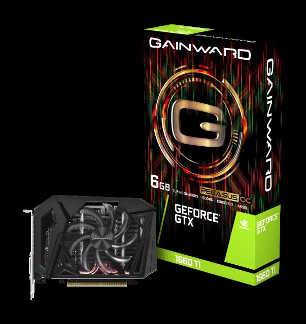 Gainward GeForce GTX 1660 Super Ghost OC 6GB GDDR6