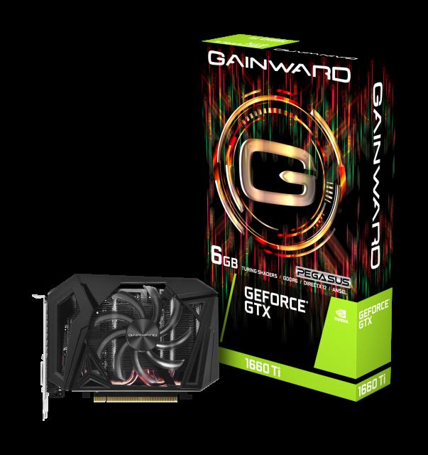 Products :: GeForce<sup>®</sup> GTX 1660 Ti Pegasus